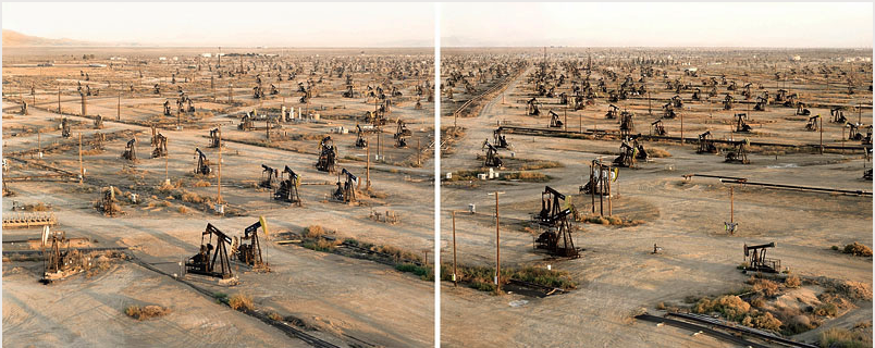 Oil Field - Edward Burtynsky